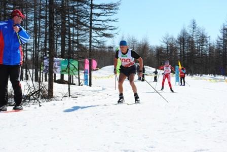 Тарасенко Борис - самый опытный участник