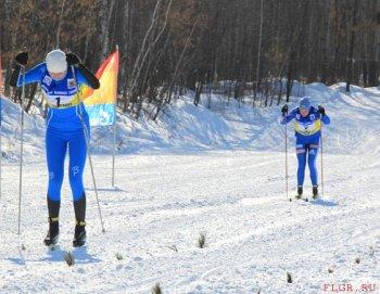 Успех магаданских лыжников