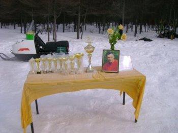 Соревнования памяти А.М. Борисова