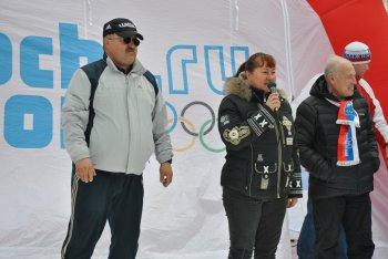 XXIII Всероссийские соревнования «Лыжня Вяльбе»