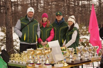 Отчет о Соколовском лыжном марафоне
