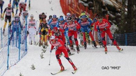 Расписание стартов и трансляций Тур де Ски-2015