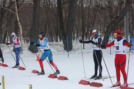 Магаданские лыжники покоряют Дальний Восток!